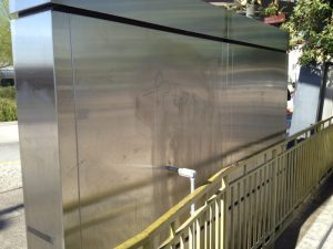 anti graffiti film chicago