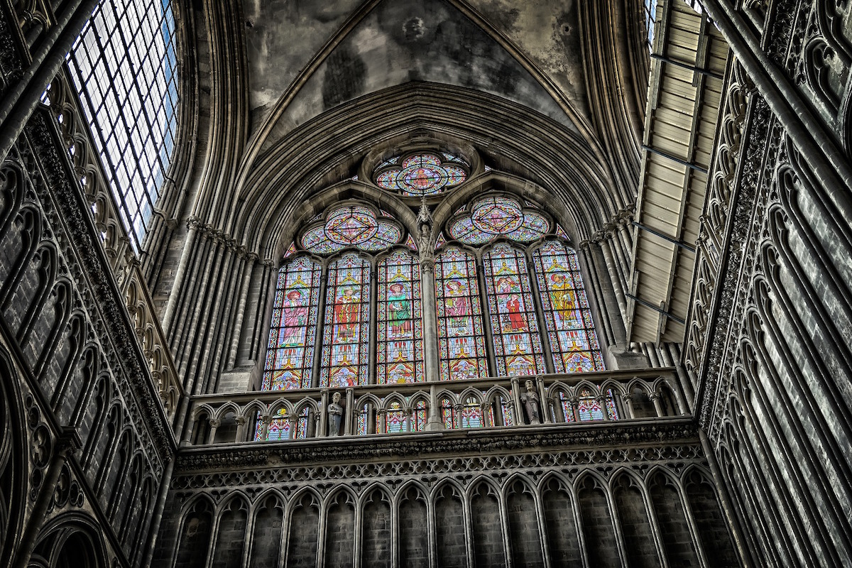 church Chicago Window Film