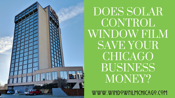 solar control window film chicago