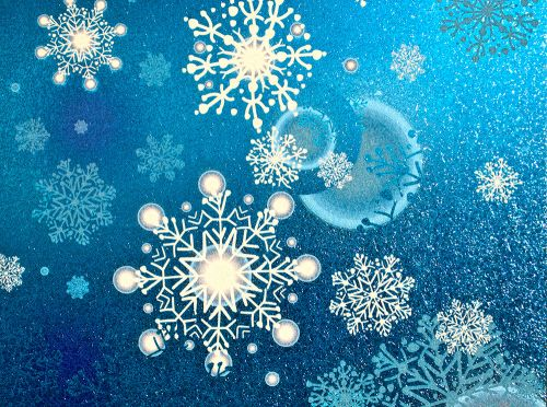 Solyx holiday decorative window film Chicago