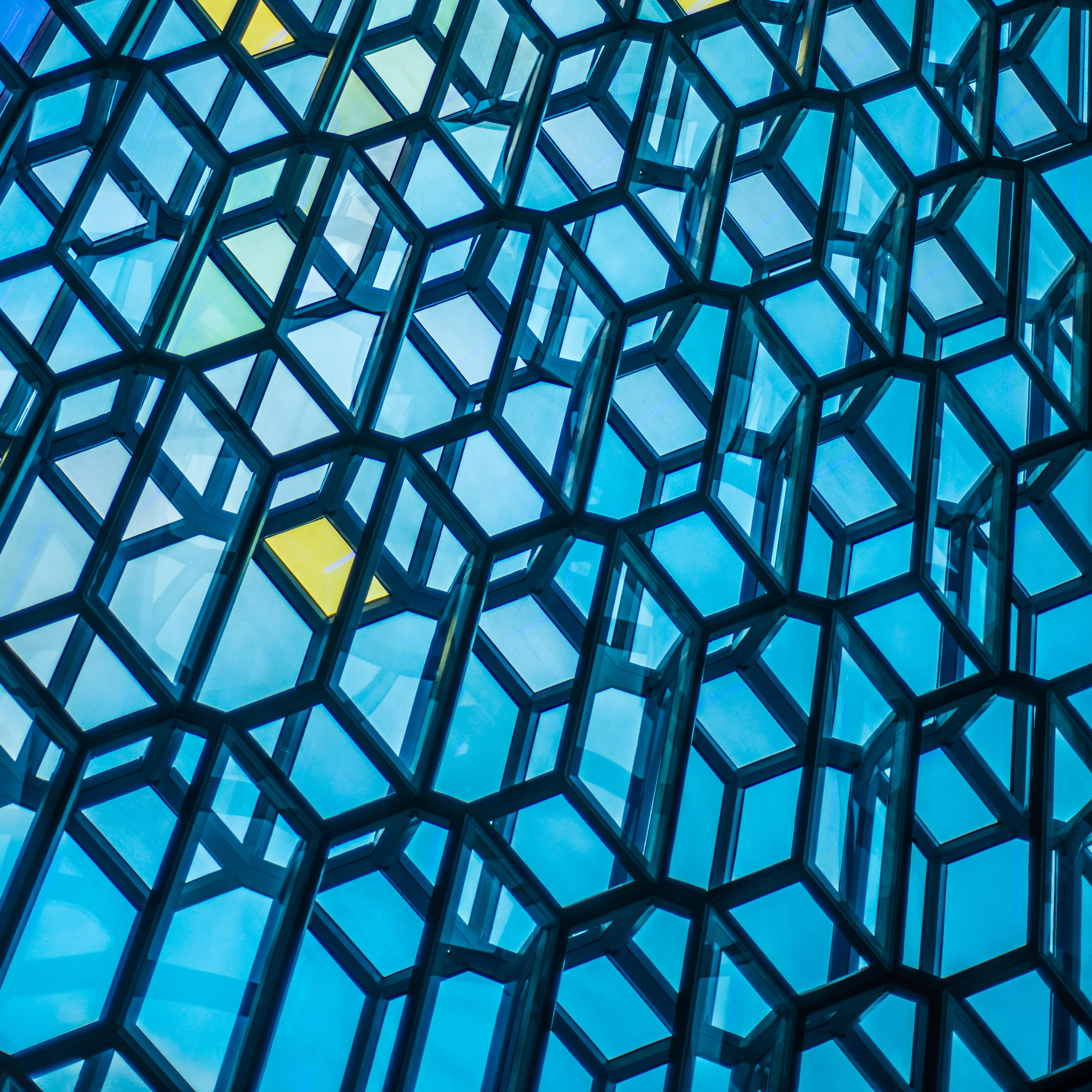 Contemporary Glass Building