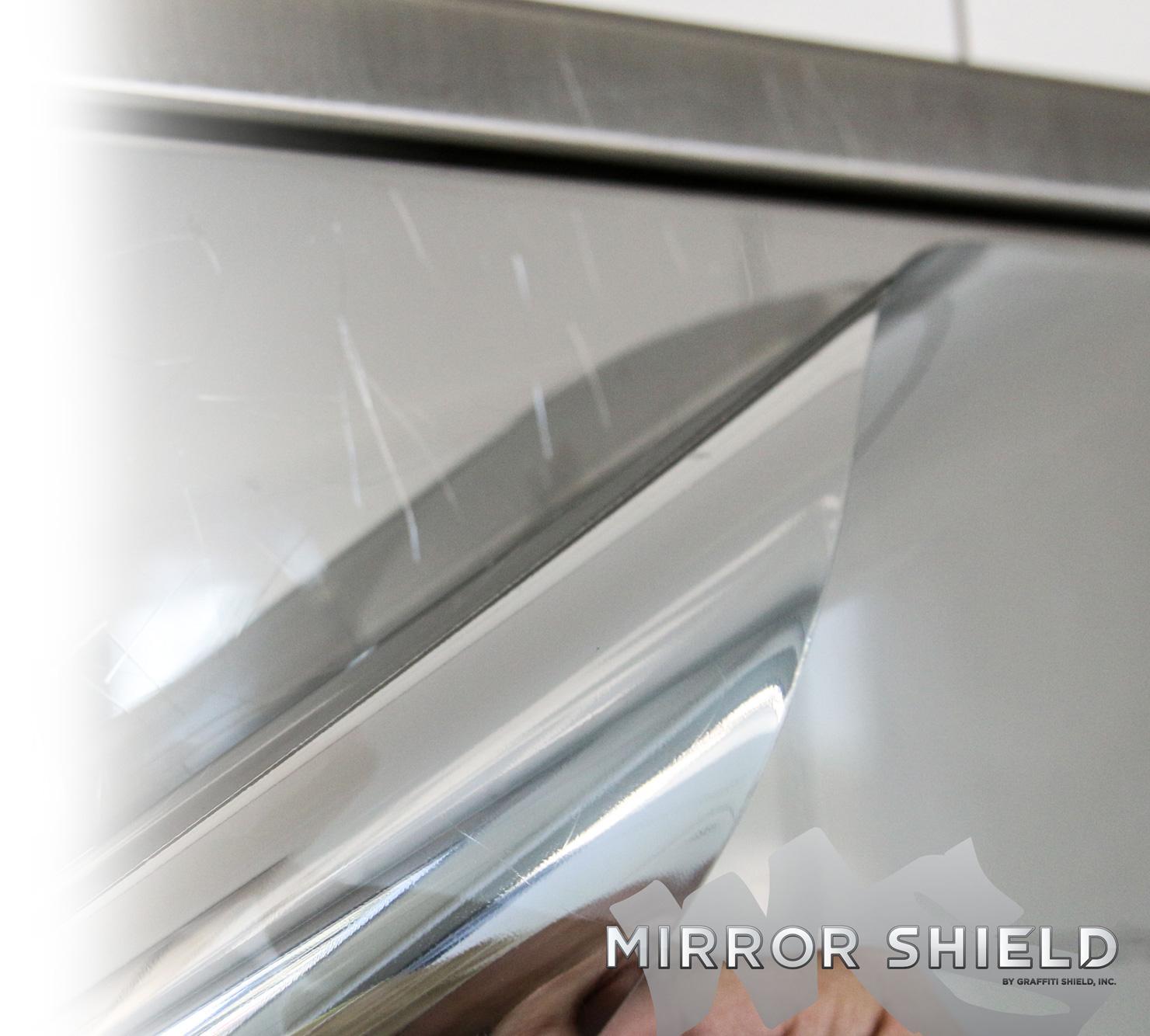 mirror shield surface film chicago